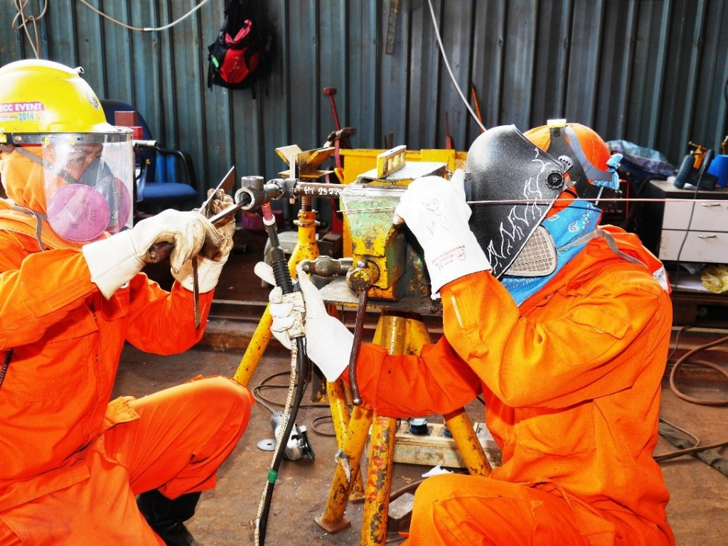 Welding-Piping