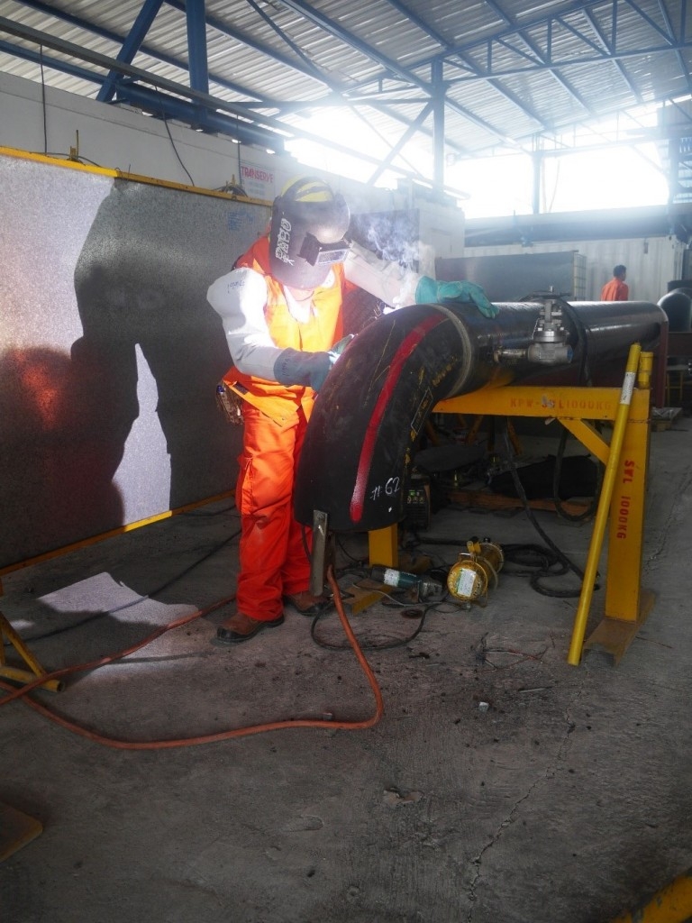 Welding-Piping 12