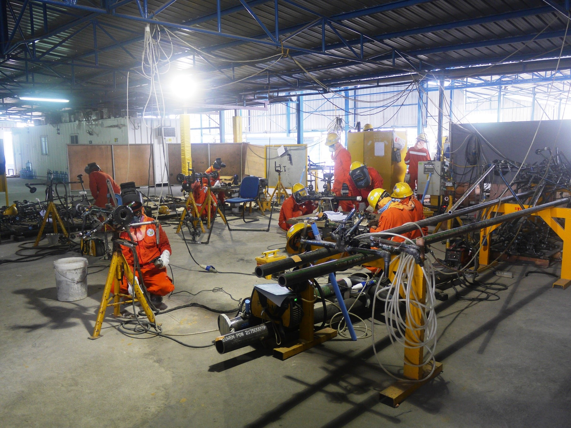 Welding-Piping 7