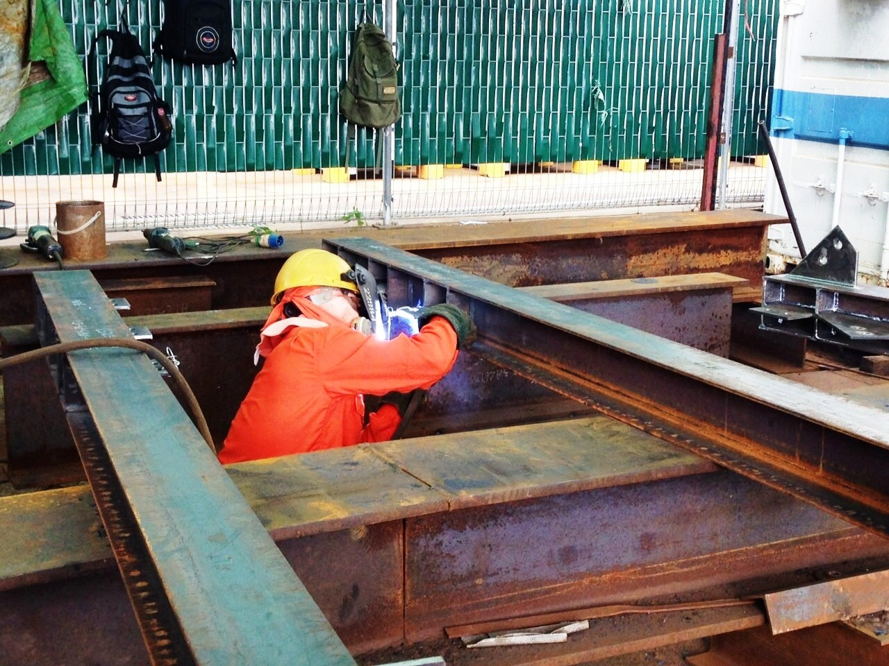 Welding - Structural